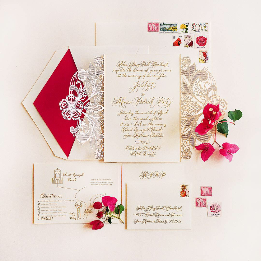 Blanchard Pace Invitation Design Suite
